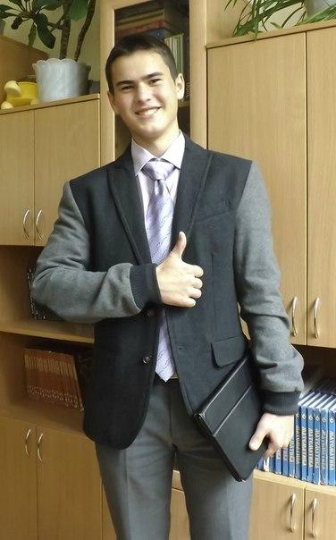 №13. Степан Тиханов, 18 лет. Великий Новгород.