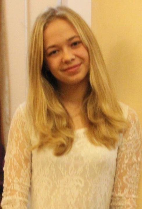 №10. Дарья Приколотина, 16 лет. Валдайский район.