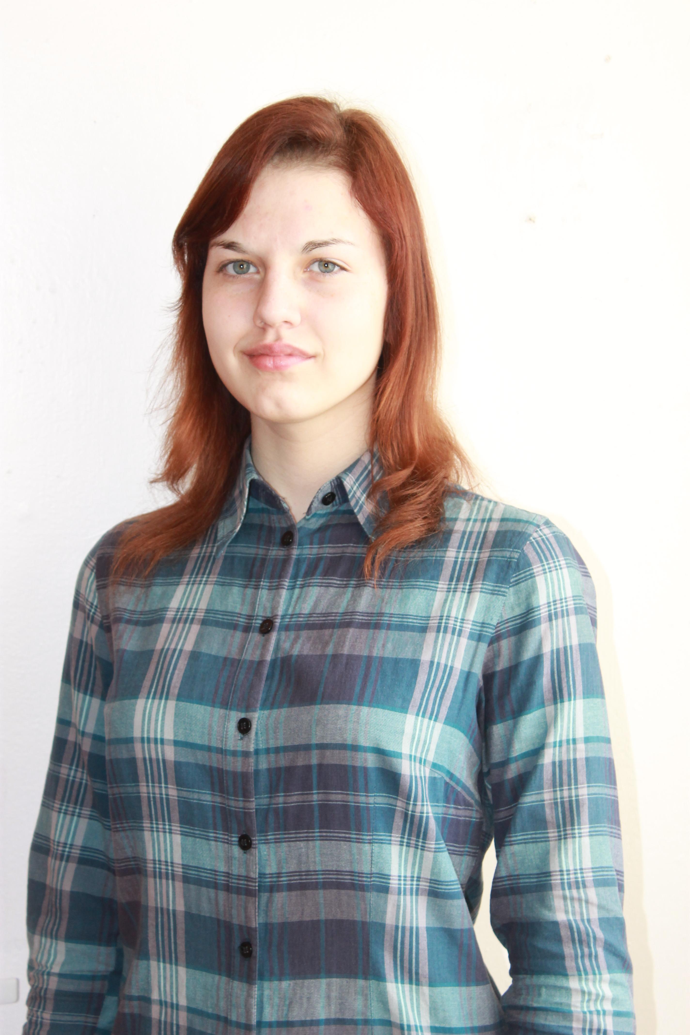 №2. Татьяна Васильева, 16 лет. Солецкий район.