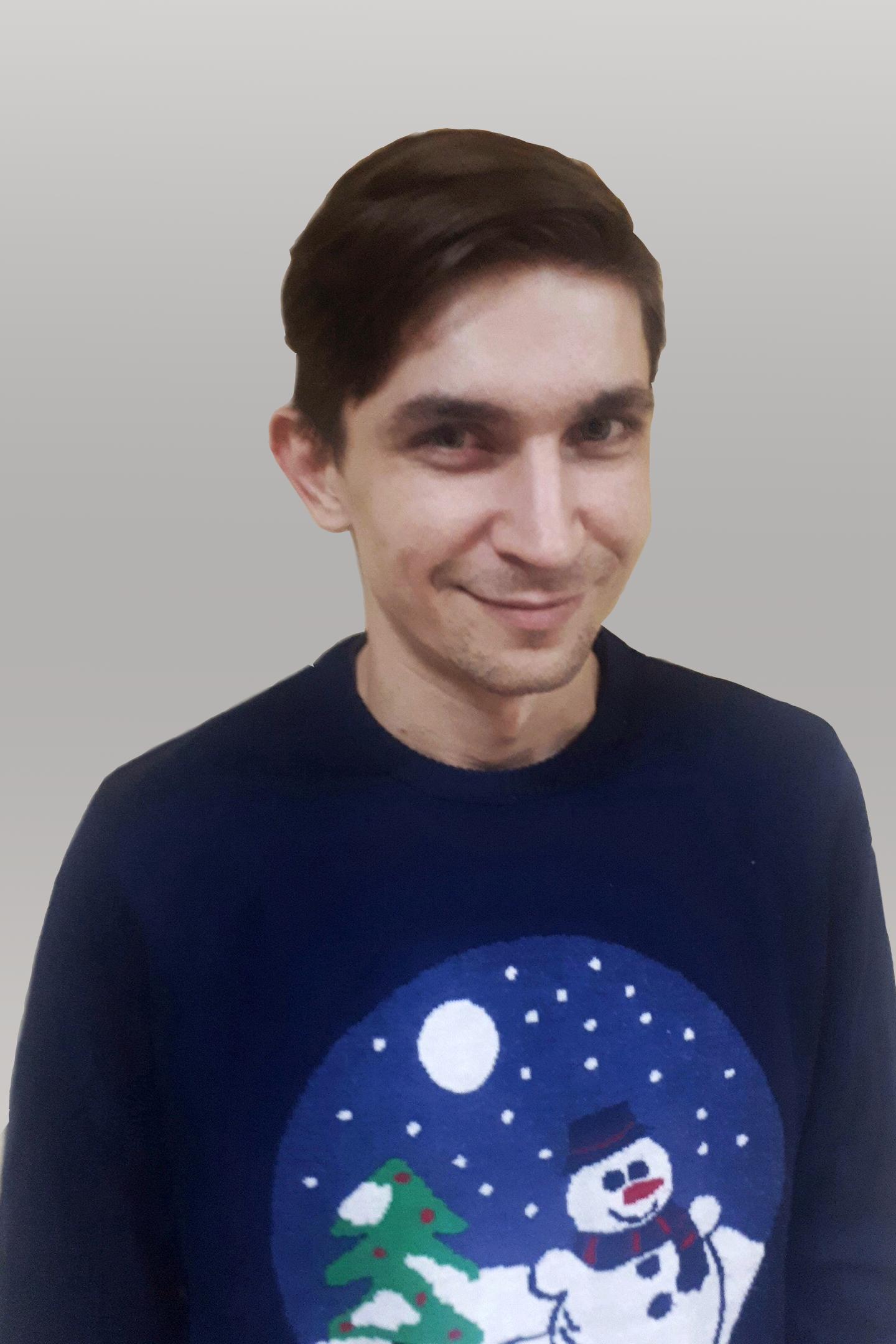 Артём Забралин